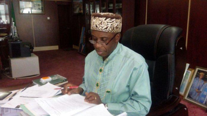 Hon. Minister of Transportation, Rt. Hon. Chibuike Rotimi Amaechi