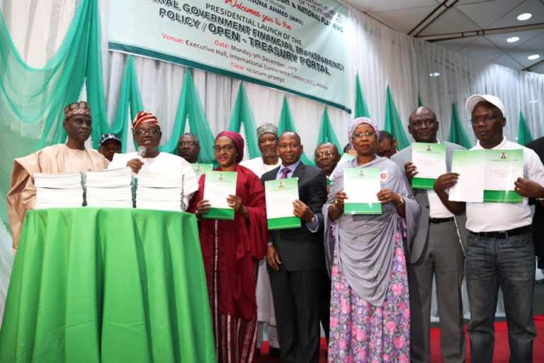 FG launches Financial Transparency Policy Portal