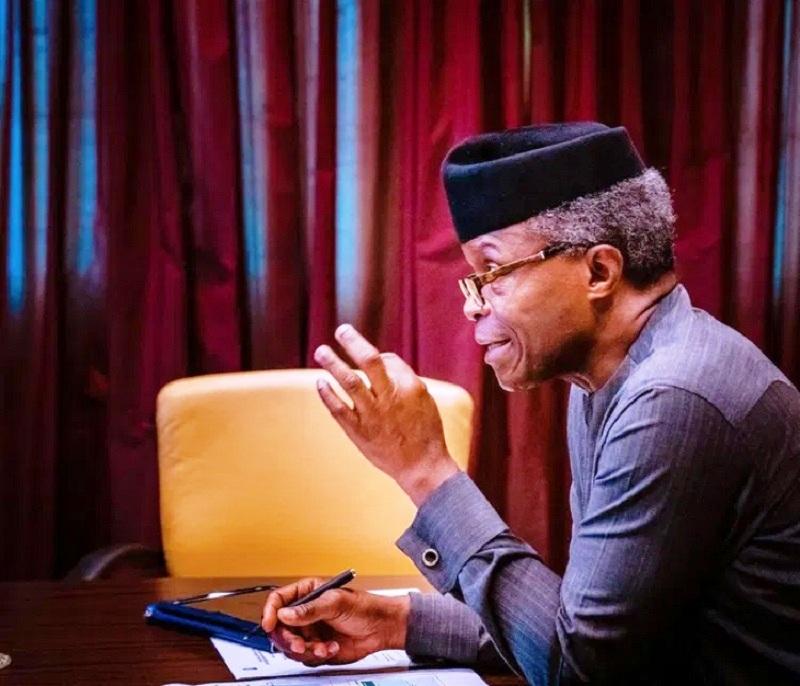 VIce President of Nigeria - Osinbajo